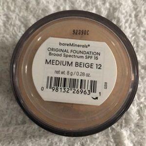 bareMinerals Makeup - 🆕 bareMinerals Original Foundation MEDIUM BEIGE